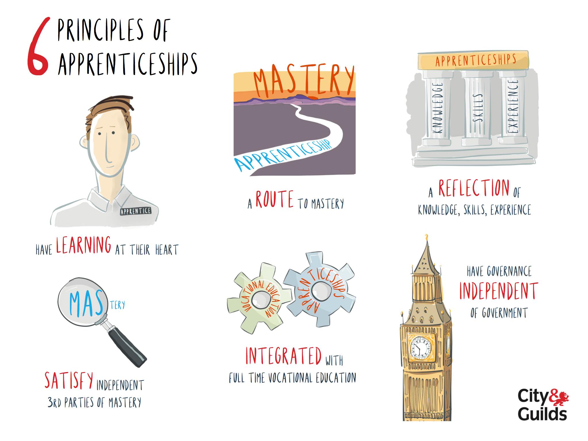 6 Apprenticeship Principles