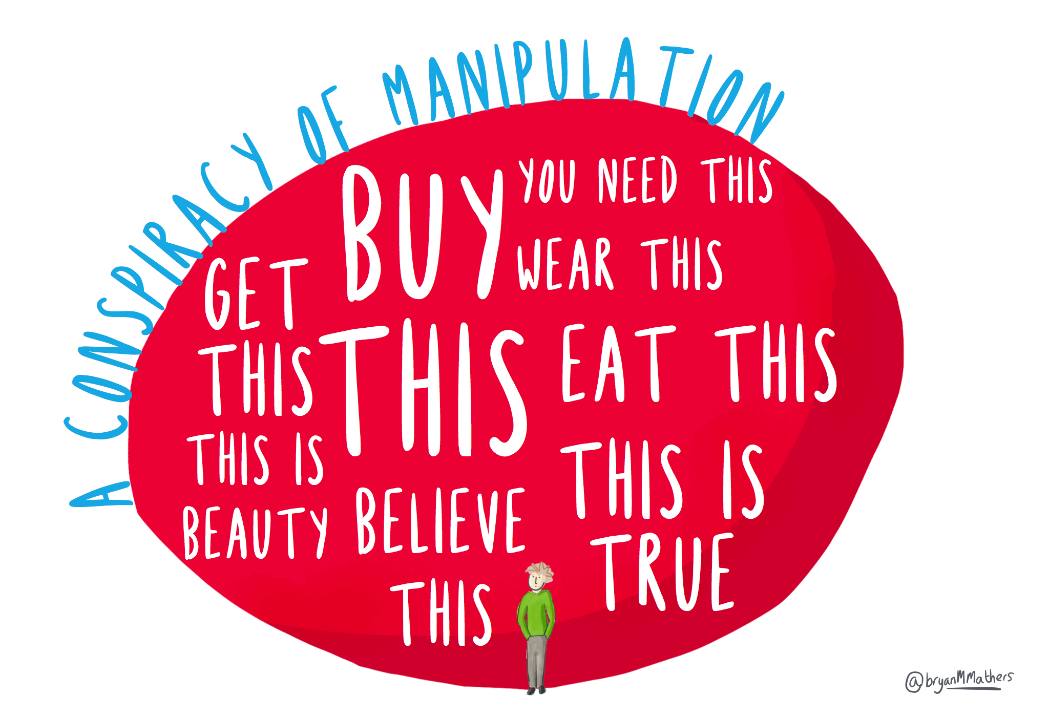 A Conspiracy of Manipulation