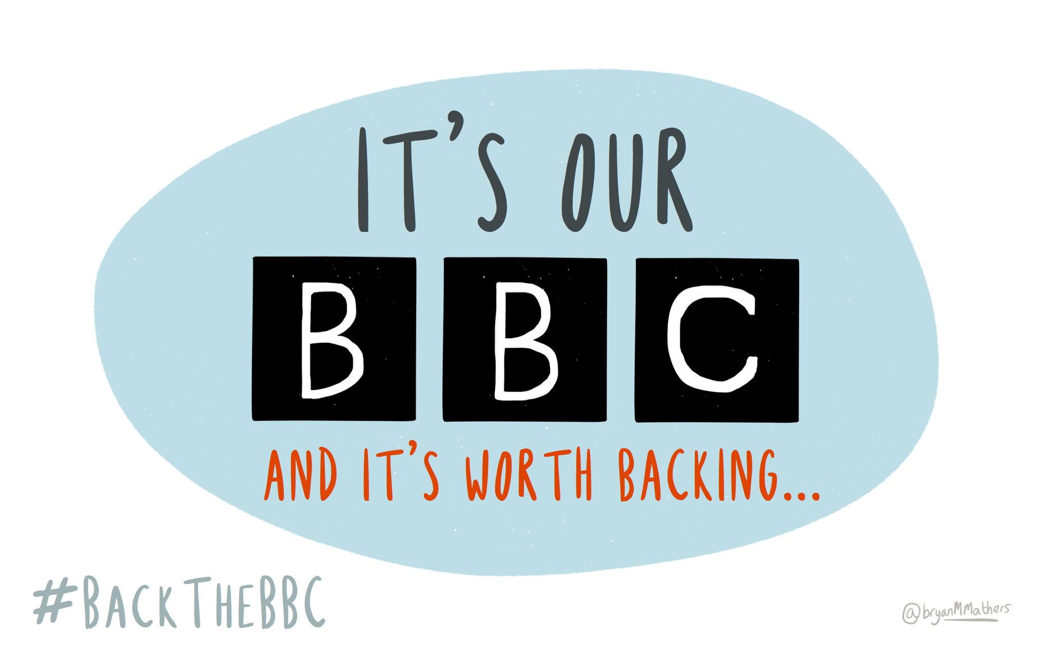 It's our BBC…