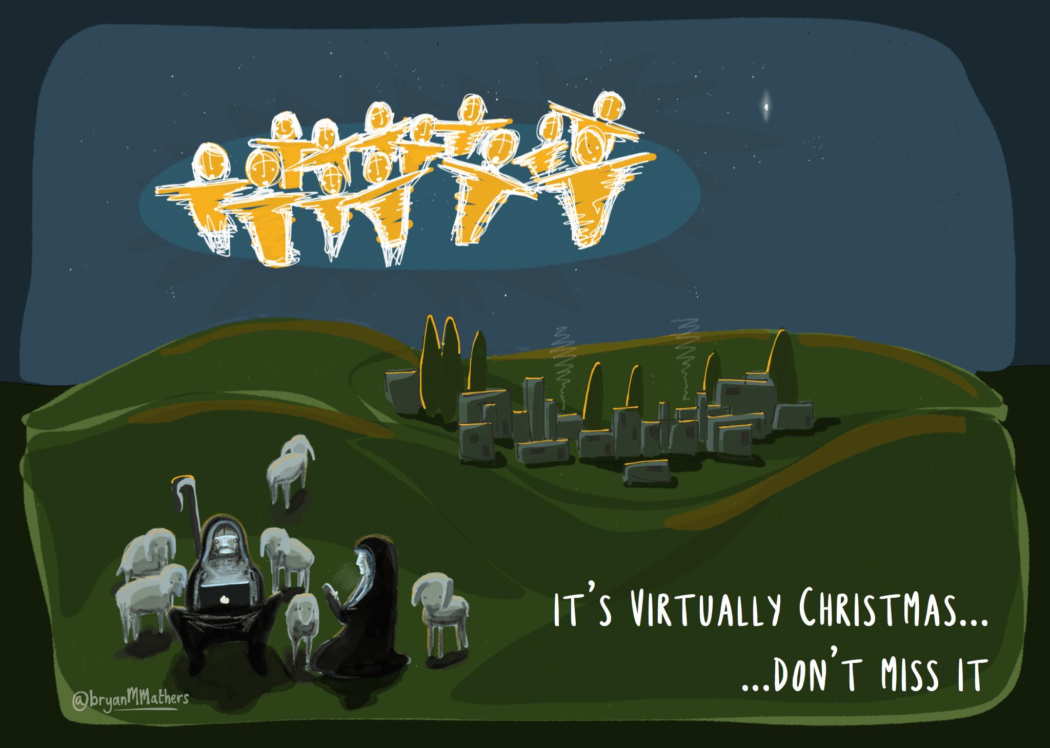 Its Virtually Christmas...