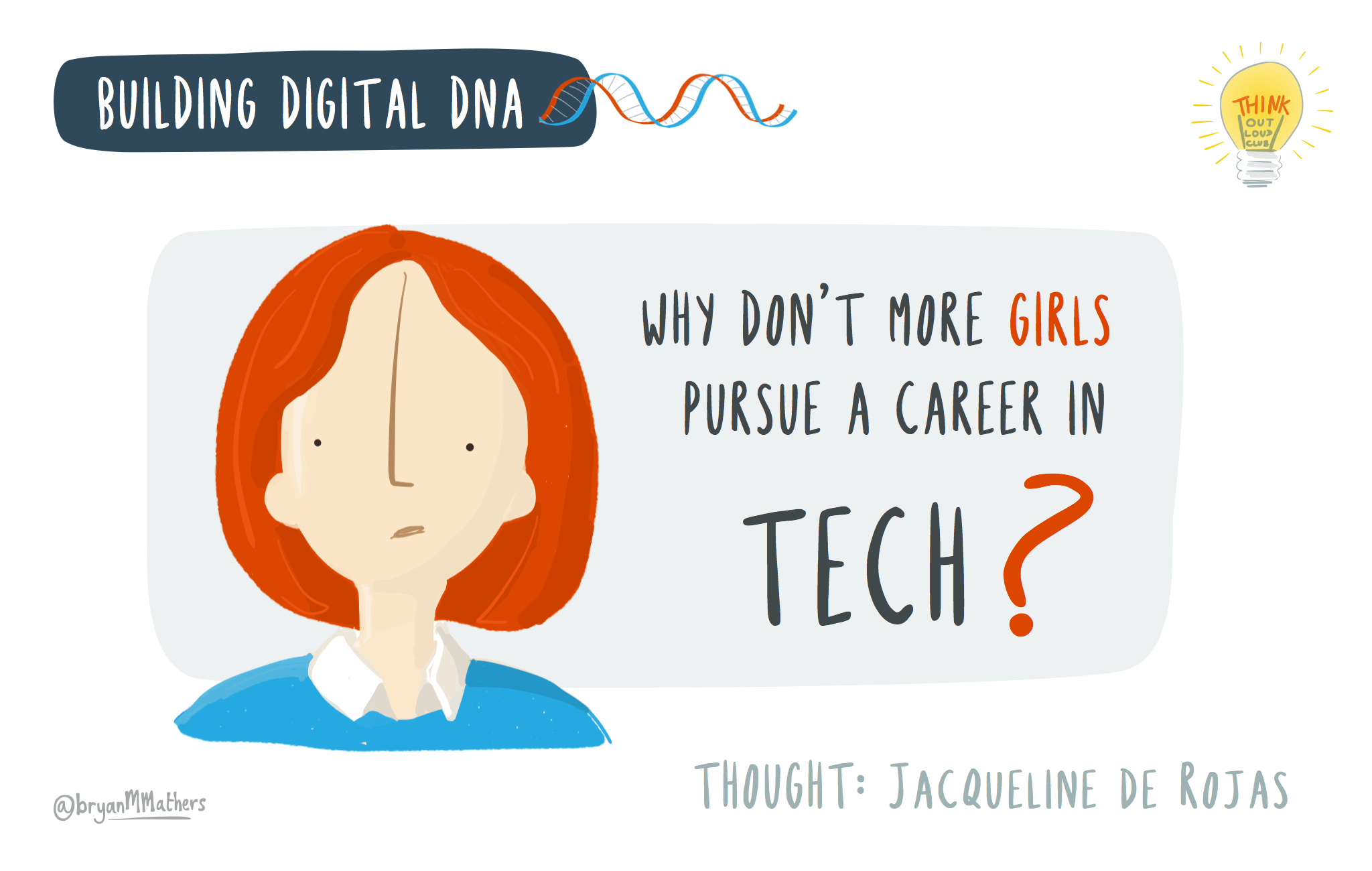 Digital DNA – women in tech