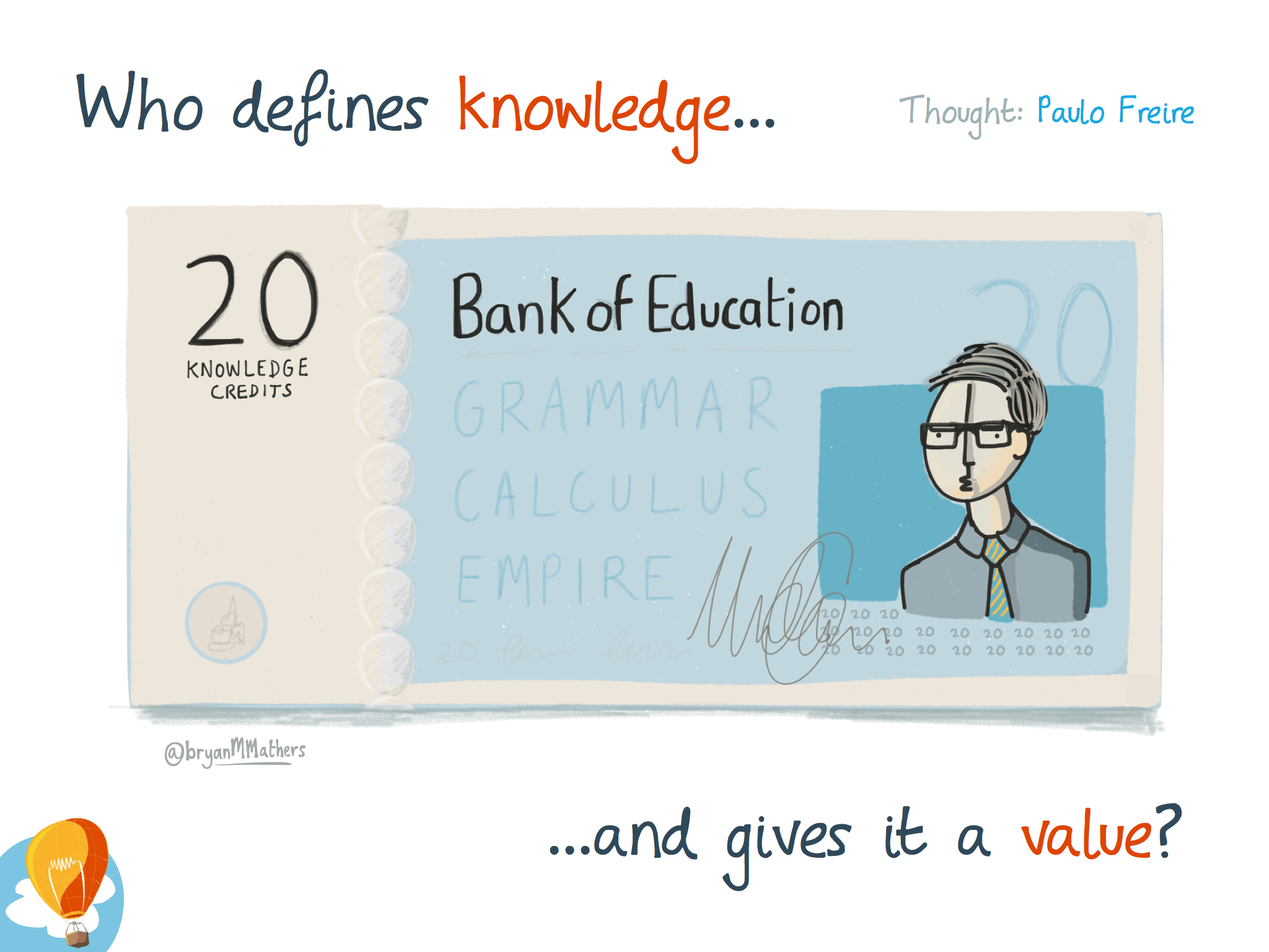 Bank of Education.