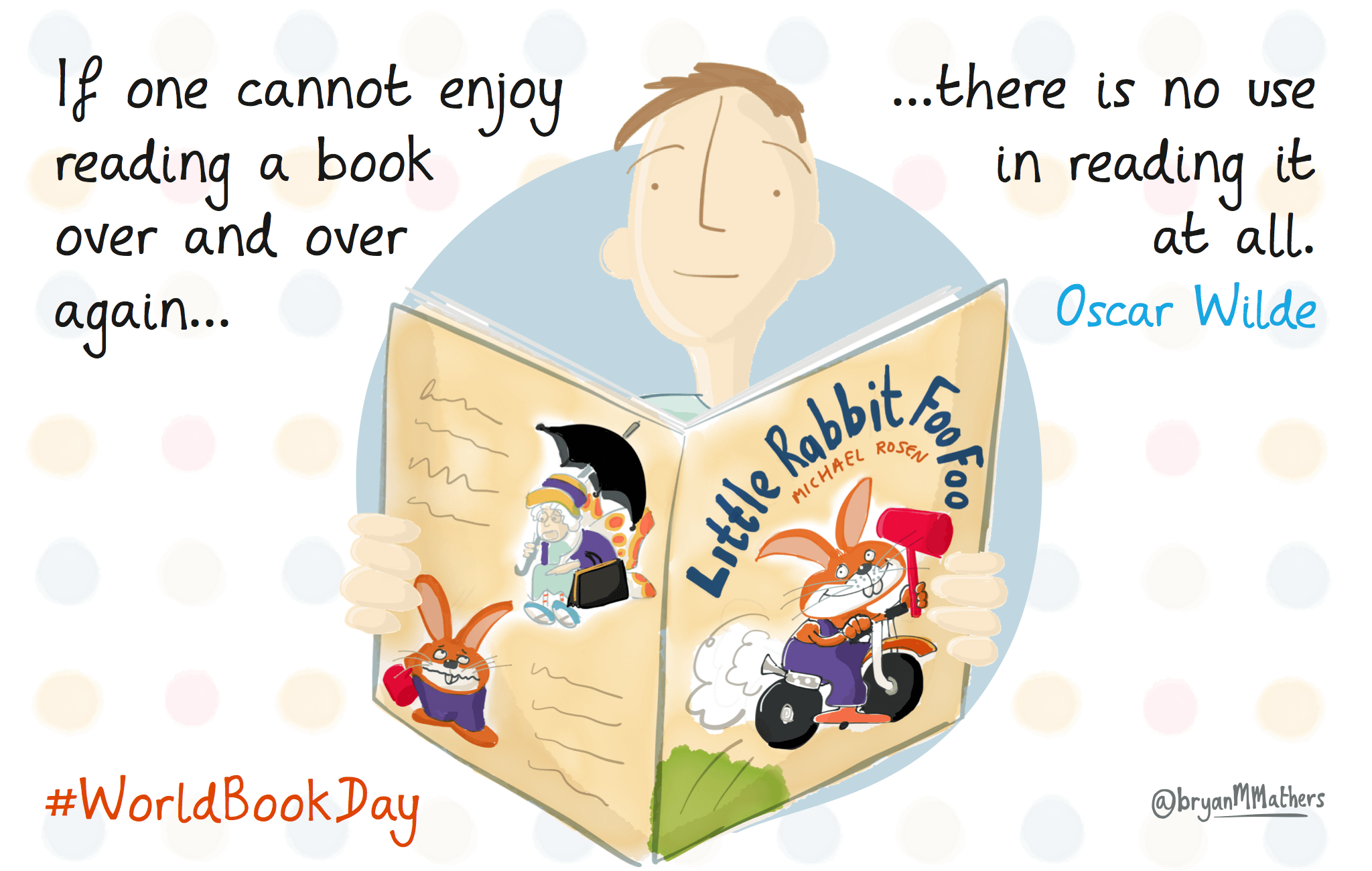 Reading – World Book Day