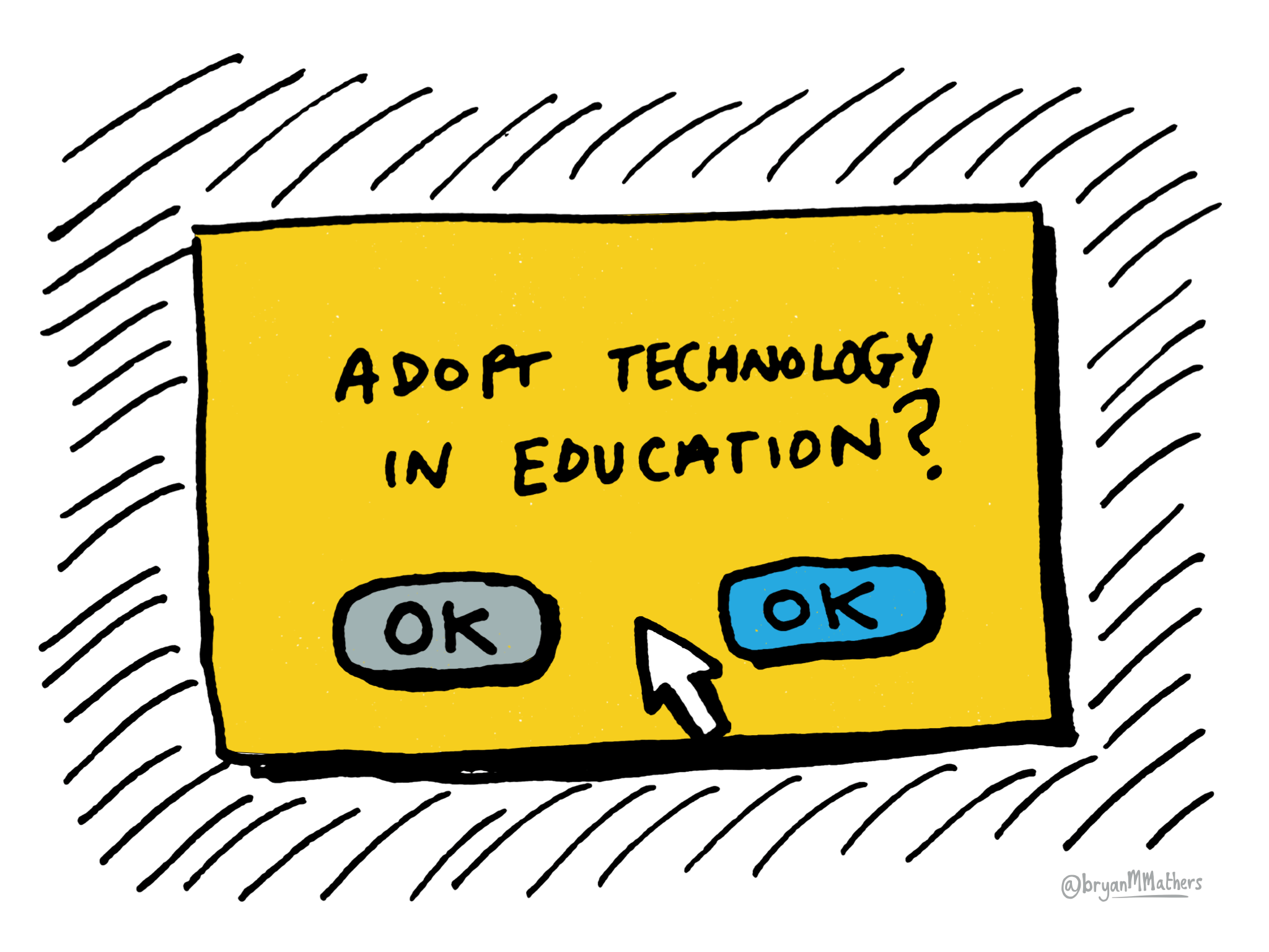 Adopt Technology in Education?