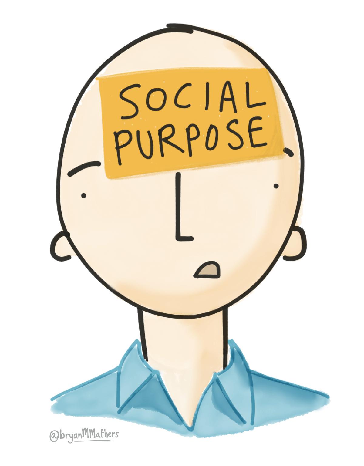 Social purpose