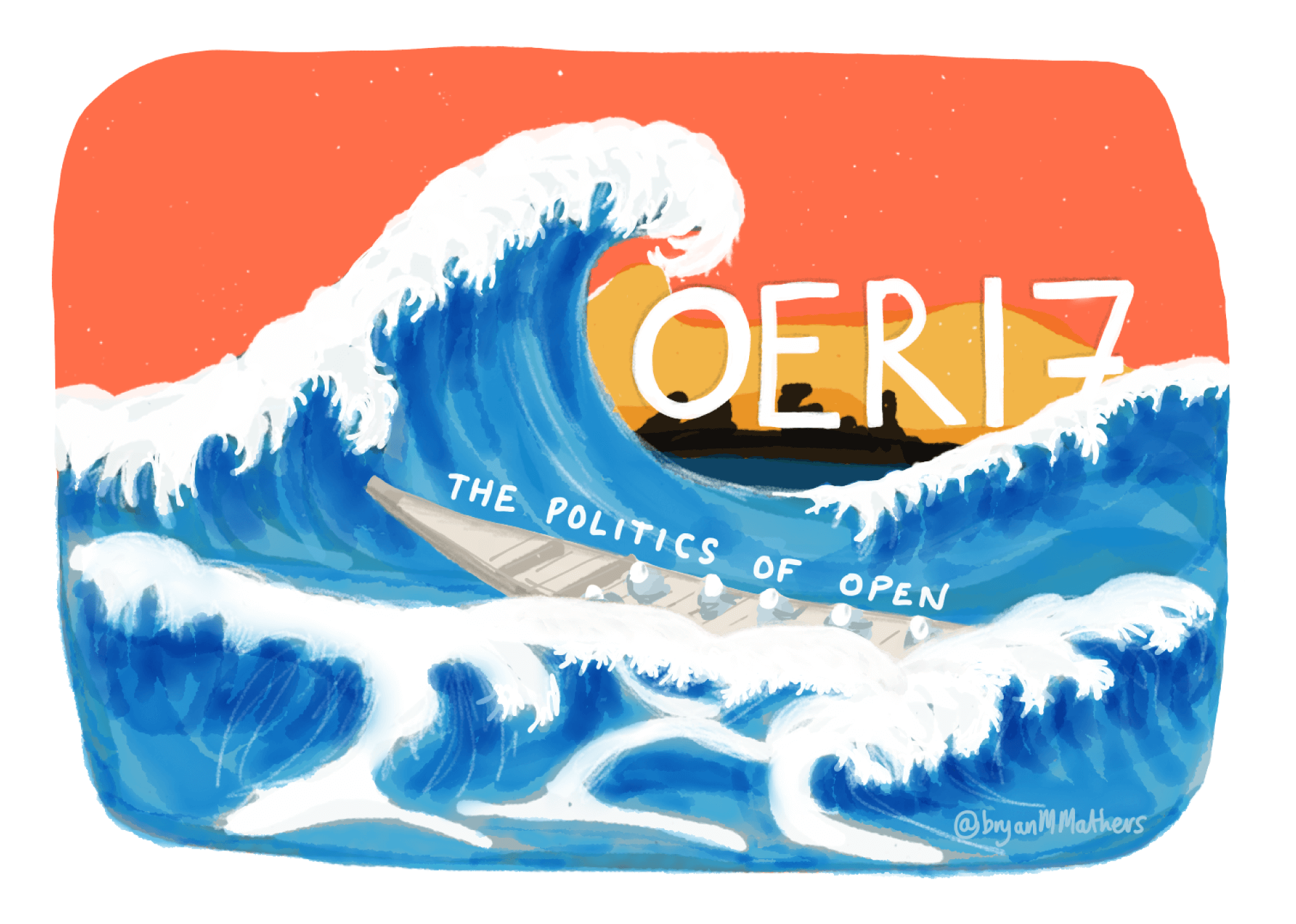 The OER big wave