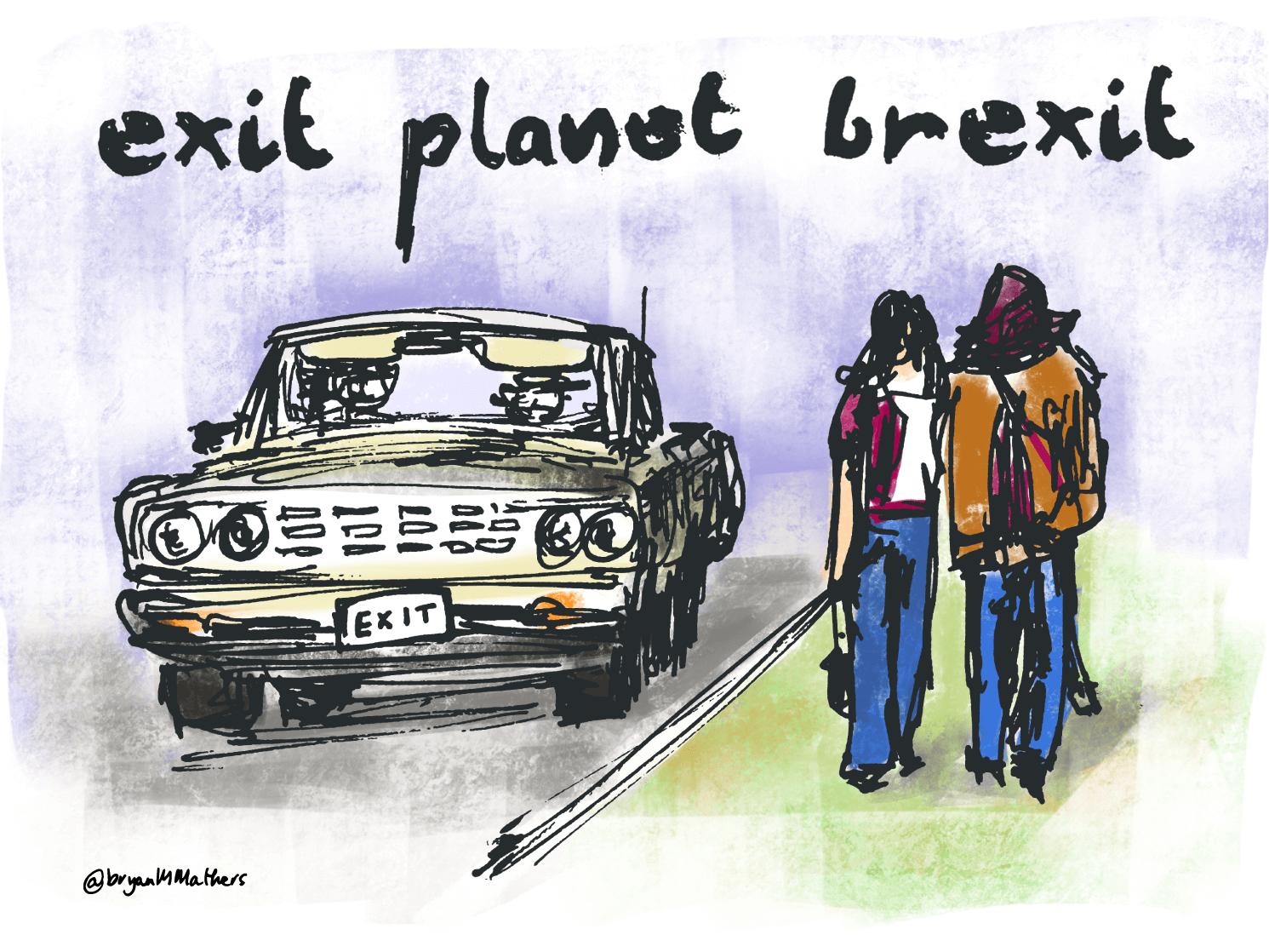Exit Planet Brexit