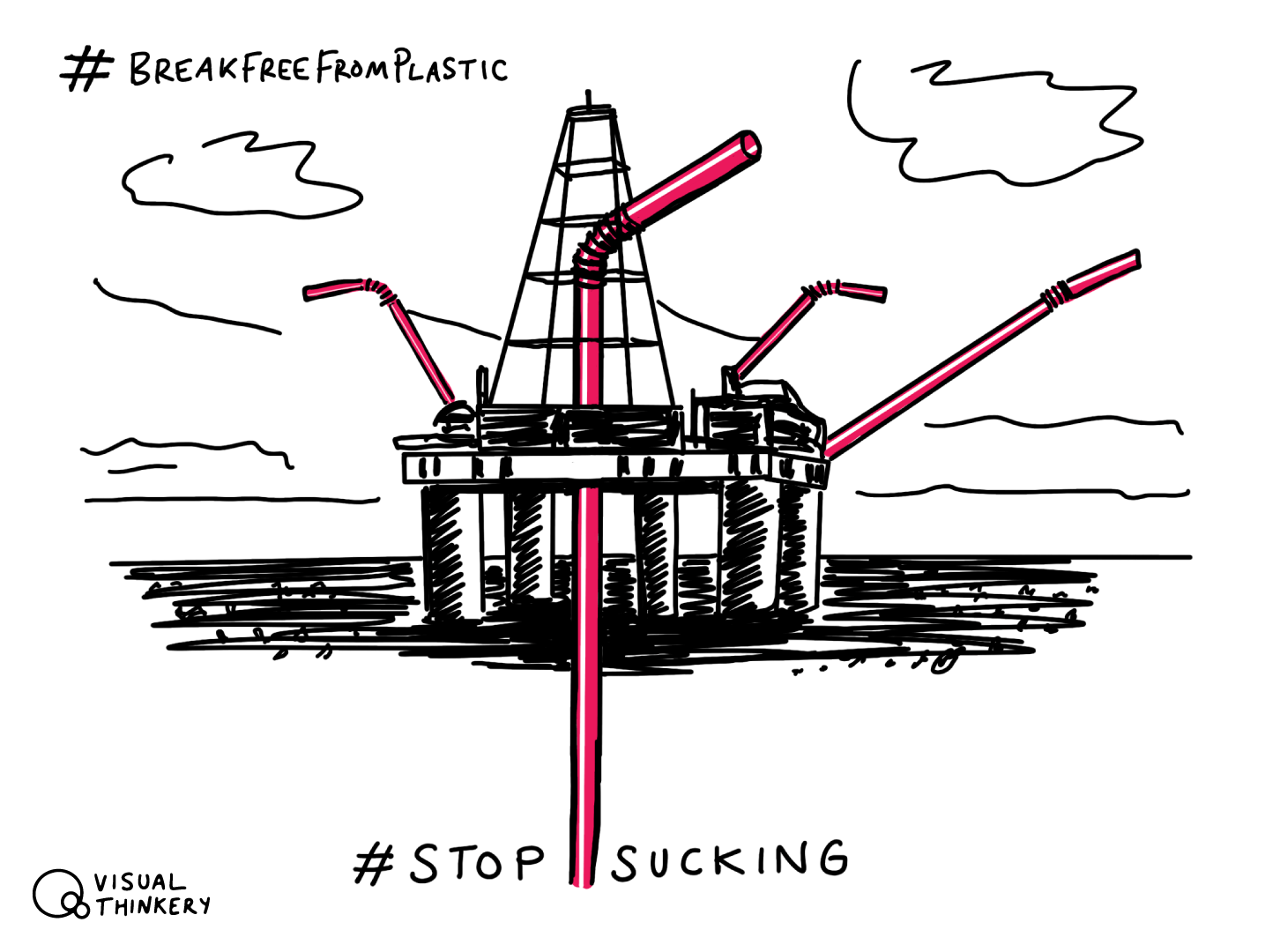 Stop Sucking at Sea