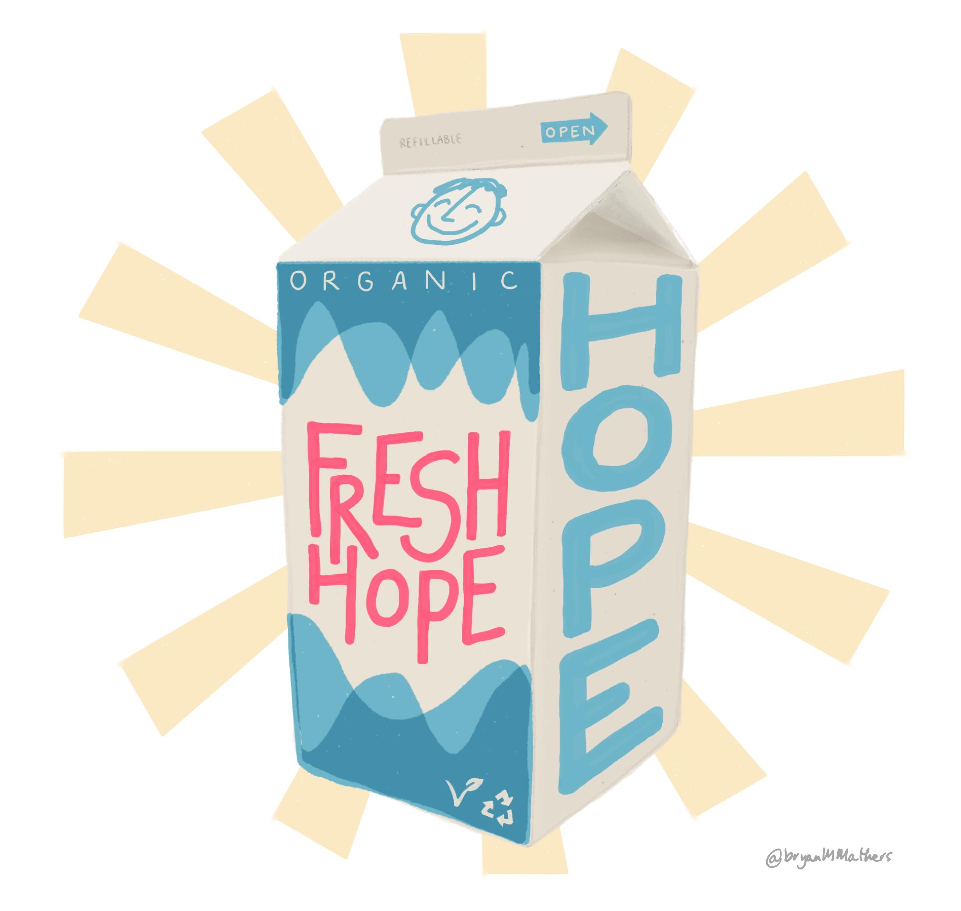 A fresh hope