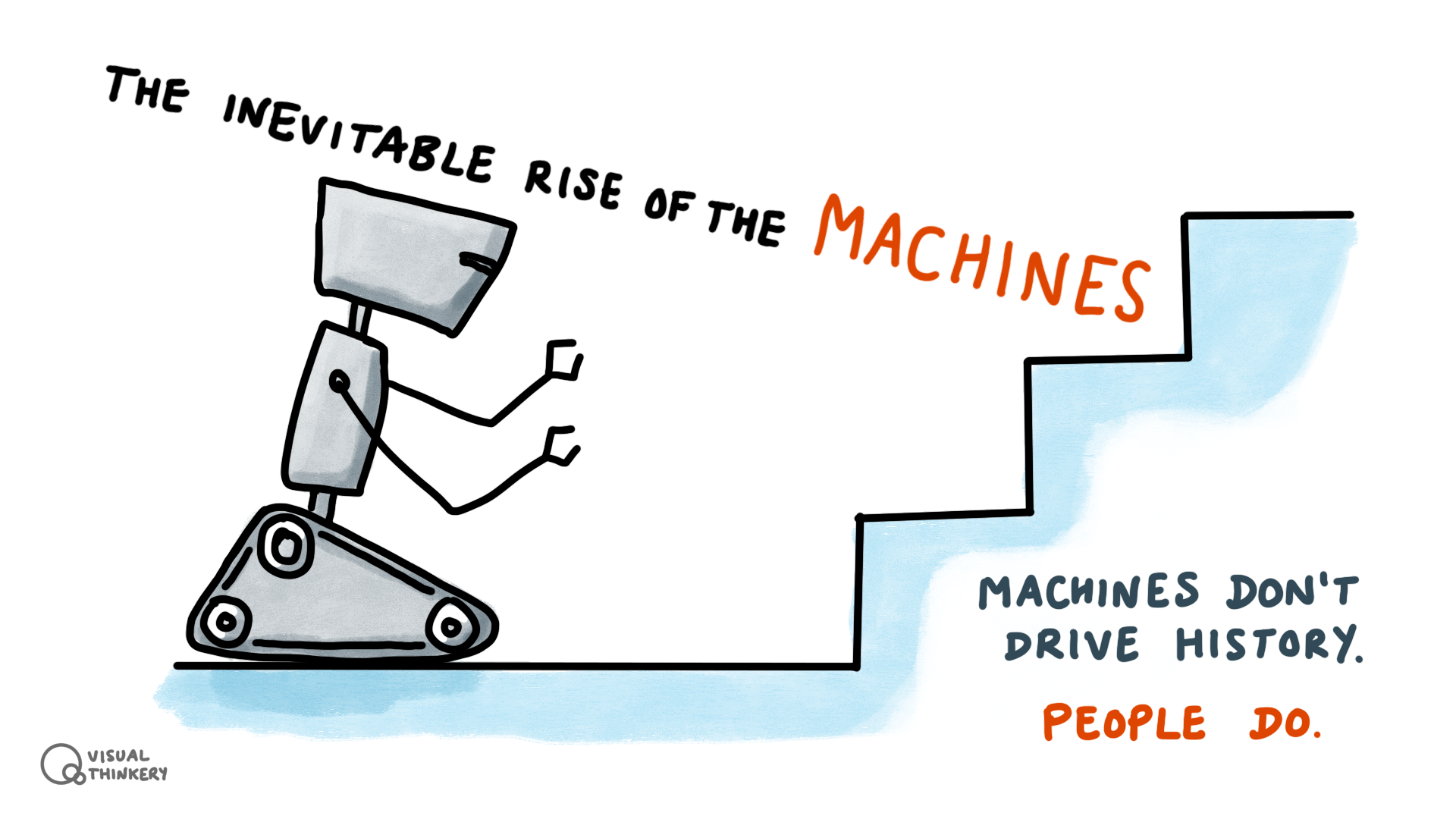 The inevitable rise of the machines