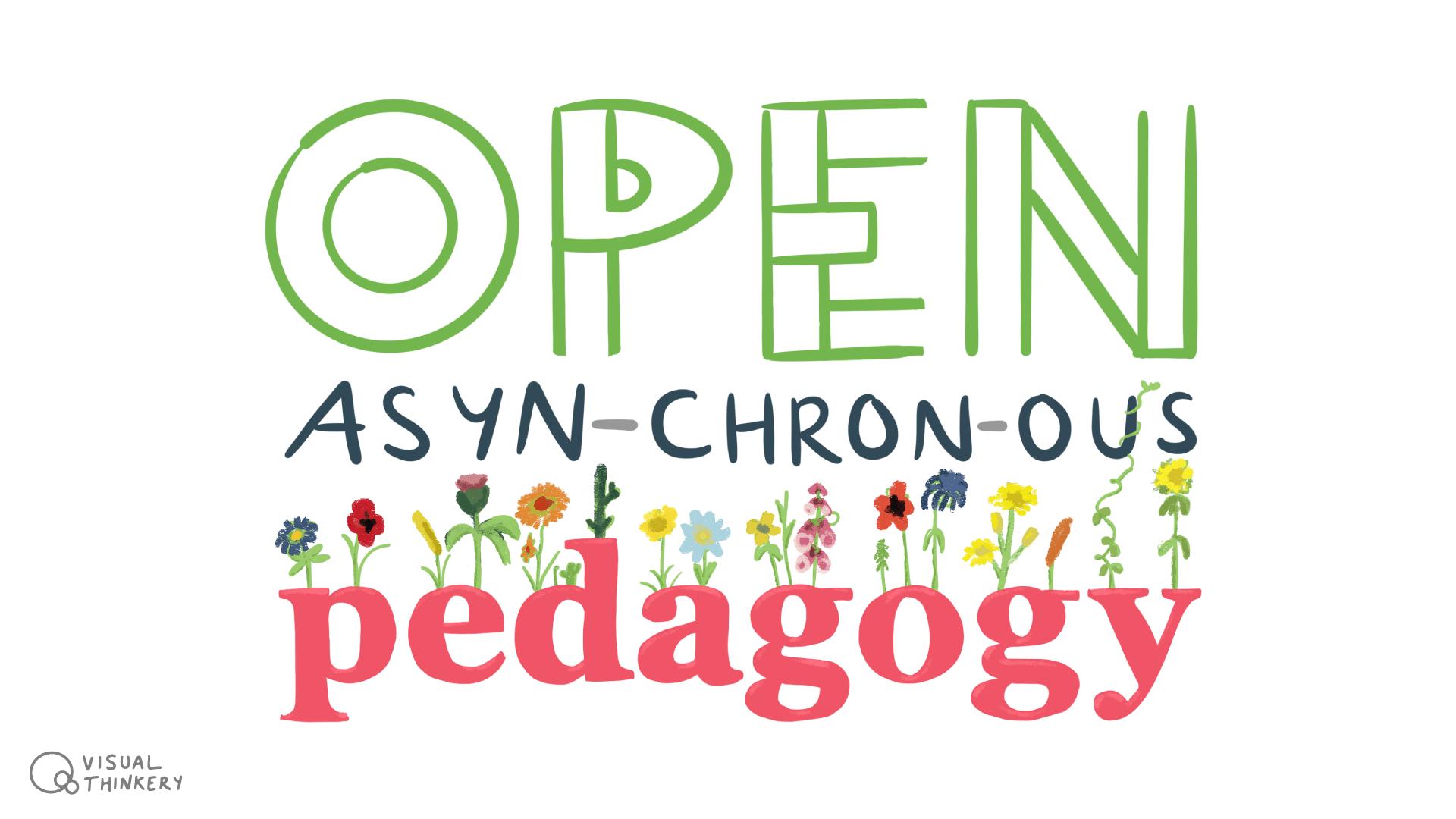 Open Asynchronous Pedagogy