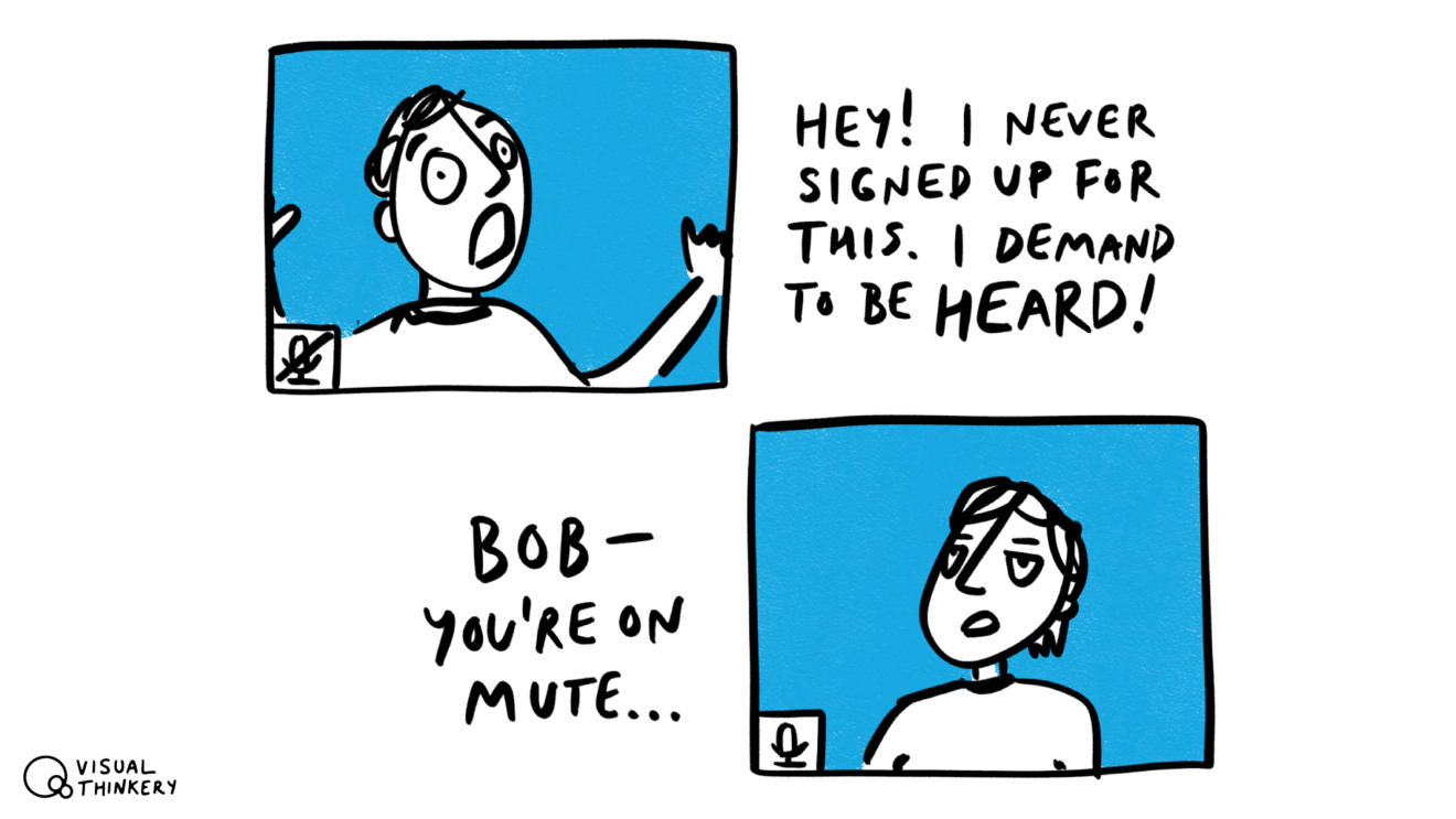 Bob, you're on mute