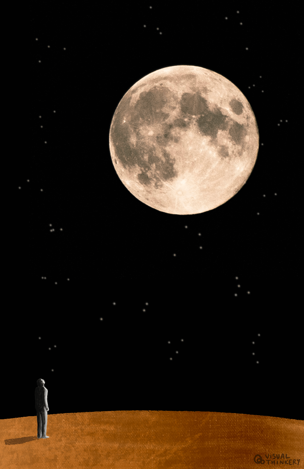 The fool moon photo