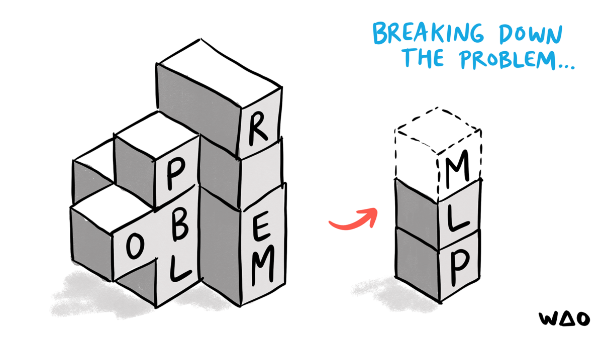Breaking down the problem