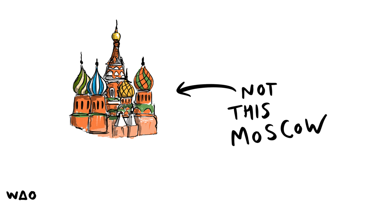 not this moscow